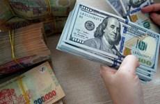 28日越盾对美元汇率中间价下调5越盾