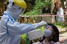 岘港市将对参加第二次高中毕业的考生进行新冠病毒检测