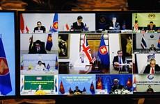 东盟探索与英国开展经贸合作的机会