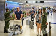泰国准备迎接外国游客 推进旅游业复苏