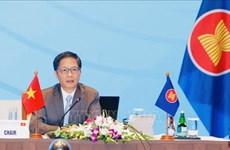 2020东盟轮值主席年:继续加强合作促进经济发展 减轻疫情影响