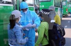 越南新增2例新冠肺炎病例 一例为输入性病例