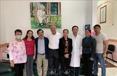墨西哥劳动党总书记高度评价越南针灸师所作出的贡献