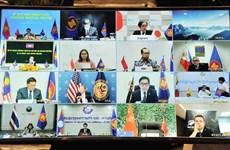 东盟经贸部长视频会议通过促进CLMV经济增长的行动计划