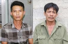 广平省对非法贩卖、运输、储存450多公斤炸药的案件进行起诉
