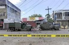 东盟外交部长就菲律宾恐怖袭击事件发表联合声明