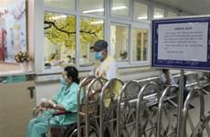 越南新增1例新冠肺炎死亡病例  累计死亡病例31例