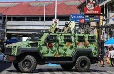 菲律宾南部发生枪击事件 致至少8人死亡