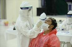 8月30日越南无新增新冠肺炎确诊病例 新增康复病例19例