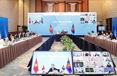2020东盟轮值主席年:东盟与外部伙伴承诺开放市场 保持供应链稳定