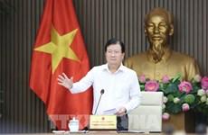 政府副总理郑廷勇担任越南湄公河委员会主席
