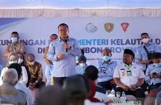 印尼再次重申消除非法捕鱼的承诺