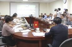 越南和俄罗斯各部门讨论新冠肺炎疫情背景下的优先投资项目开展事宜