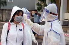 9月1日下午越南无新增新冠肺炎确诊病例 新增28例治愈病例