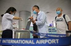 入境越南从事短期工作的外国人不需接受集中隔离医学观察