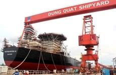 越南榕橘船舶工业公司的能力赢得外国客户的信任
