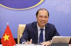 东盟高级官员就东盟对外关系召开特别会议