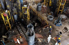 越南钢铁欲打入欧洲市场