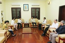 越南和菲律宾分享东南亚运动会的举办经验