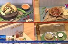 迷你模型为推广越南美食文化做出贡献