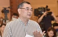 2020年8月份政府例行记者会:阮德钟与窃取日强案相关机密文件一案有关