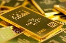 9月4日上午越南国内黄金价格保持在5700万越盾左右