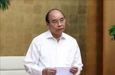 阮春福总理:决心实现双重目标,力争达到最高增长率