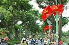 世界各国领导人陆续向越南领导人致国庆贺电和贺信