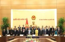 越南国会常务副主席丛氏放会见东盟各国外交使团、东盟议会联盟大会观察员和东道国特邀嘉宾
