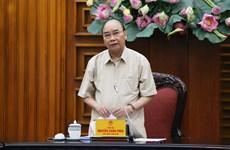 政府总理指导采取强有力措施主动应对自然灾害