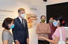 新冠肺炎疫情: 西贡儿童慈善协会帮助贫困儿童获得上学机会