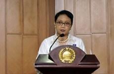 印尼推动有关维持东盟政治与经济稳定的承诺