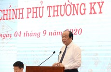 前8月越南宏观经济保持平稳运行 通货膨胀得到控制