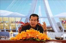 柬埔寨首相:全球化是全球增长的重要因素