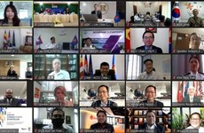 中国驻东盟大使邓锡军高度评价东盟在新冠肺炎疫情防控工作中的合作
