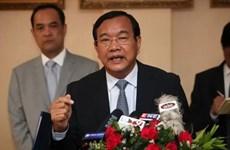 柬埔寨外交部发布AMM53新闻公报