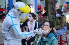 9月8日上午越南无新增新冠肺炎确诊病例