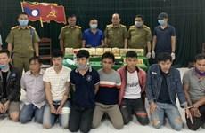 广治省边防部队成功侦破一起非法运输毒品案件
