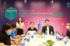 2020年越南智慧城市奖启动仪式在河内举行