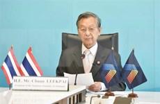AIPA 41:泰国强调健康的AIPA将助力东盟发展