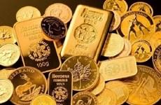 9月9日上午越南国内黄金价格小幅波动
