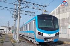 胡志明市地铁一号线首列车预计将于2020年10月抵达胡志明市