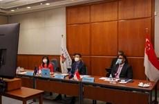 新加坡强调AIPA在应对新冠肺炎疫情的作用