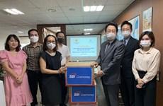 韩国企业向越南劳务人员捐赠1万只医用口罩