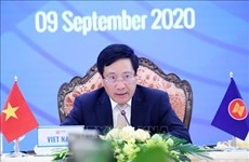 AMM 53:中国承诺促进与东盟合作应对国际和地区挑战