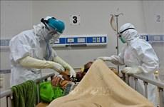 印度尼西亚和菲律宾单日新增病例超过3000例