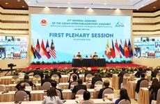 AIPA 41:马来西亚国会下议院议长对致力于更强大东盟目标表示支持