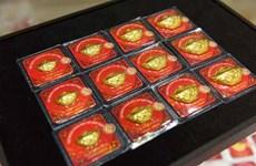 9月10日上午越南国内黄金价格接近5700万越盾