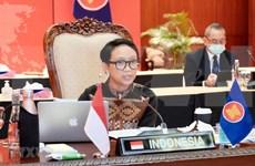 AMM 53:印度尼西亚强调和平与稳定的重要性