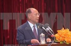 AIPA 41:柬埔寨支持越南国会提出关于举行年轻议员会议的倡议
